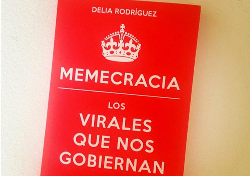 Memecracia libro