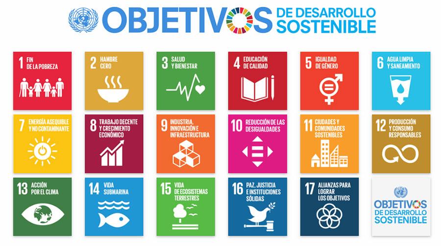 ODS son una agenda que prepara Naciones Unidas junto con los casi 200 países firmantes de cara al año 2030