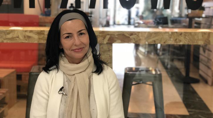 Tina Rubio, Fundadora y Directora de NoEsUtopía, consultoría especializada en Turismo y Desarrollo Sostenible