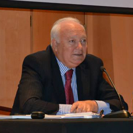 conferencia Miguel Angel Moratinos